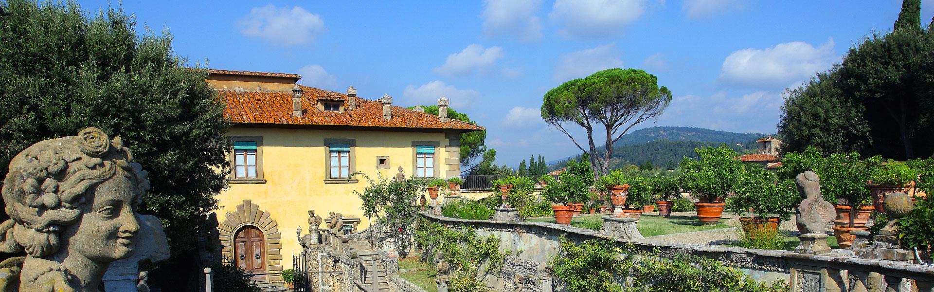 Ville e giardini fiesole for you - Giardini per ville ...